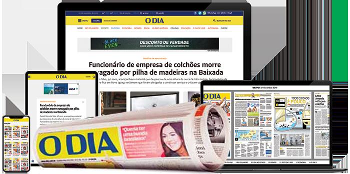 Jornal O Dia Impresso + Digital