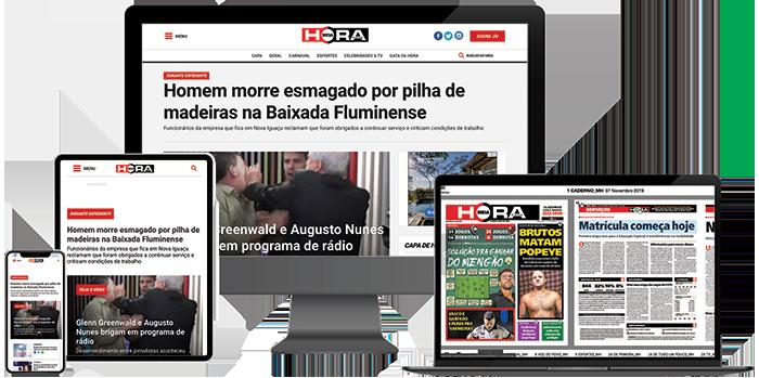 Jornal Meia Hora Digital