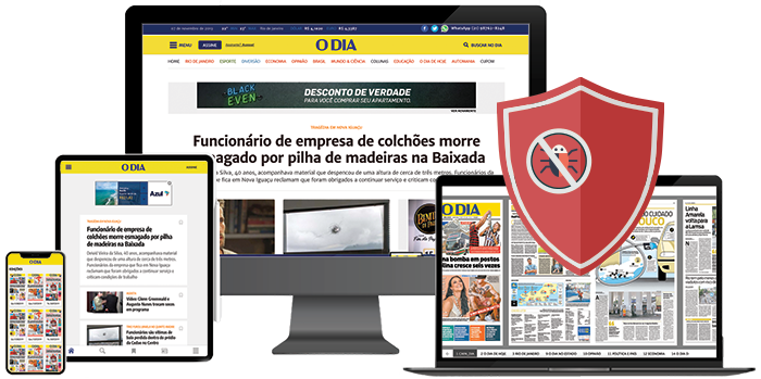 Jornal O Dia Digital + Cyber Segurança